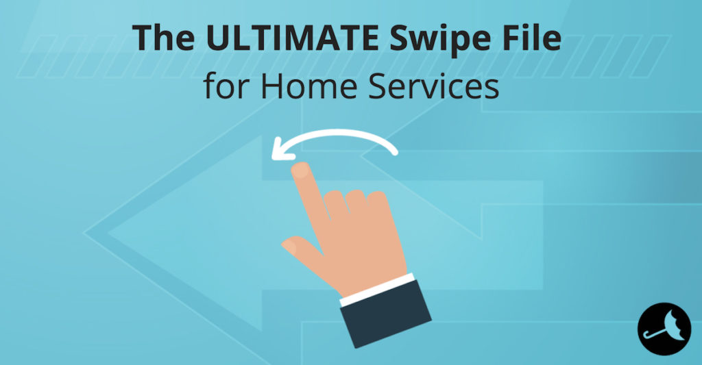 The Ultimate Swipe File for Home Services | FREE Headlines