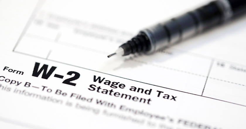 What Employers Need to Know About W-2s and W-3s