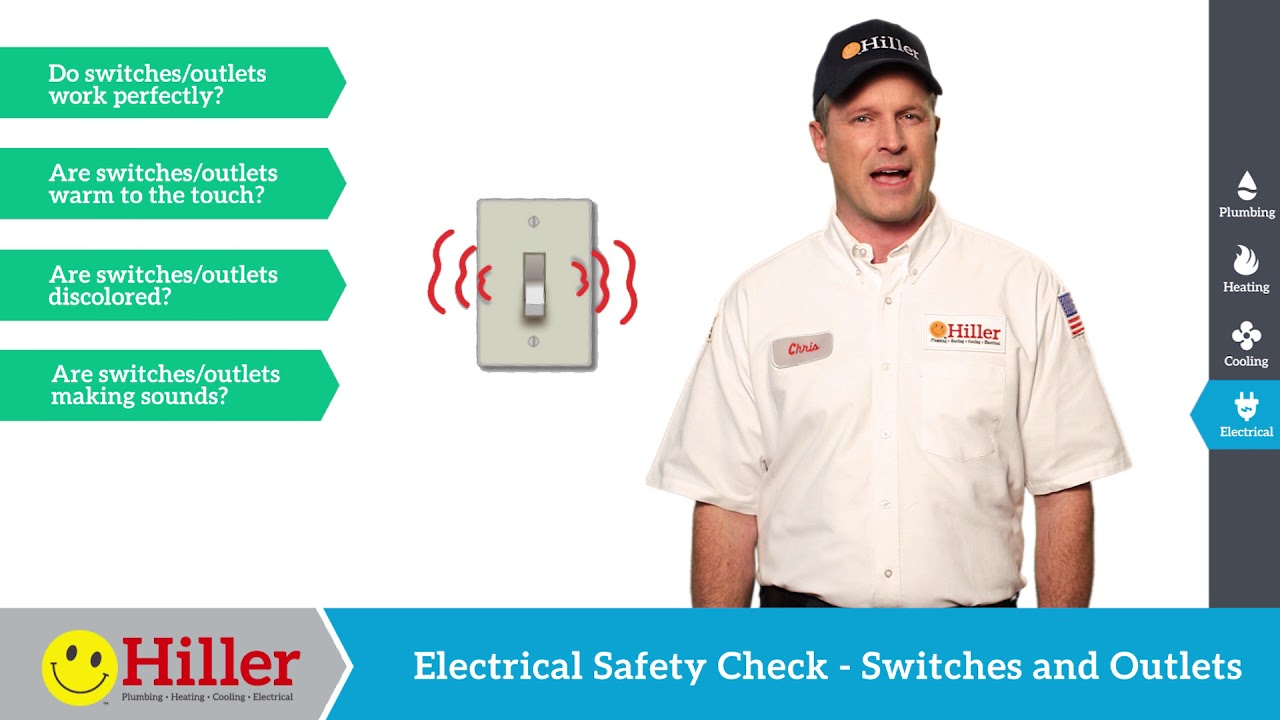 How to Check the Electrical Safety of Your Outlets and Switches