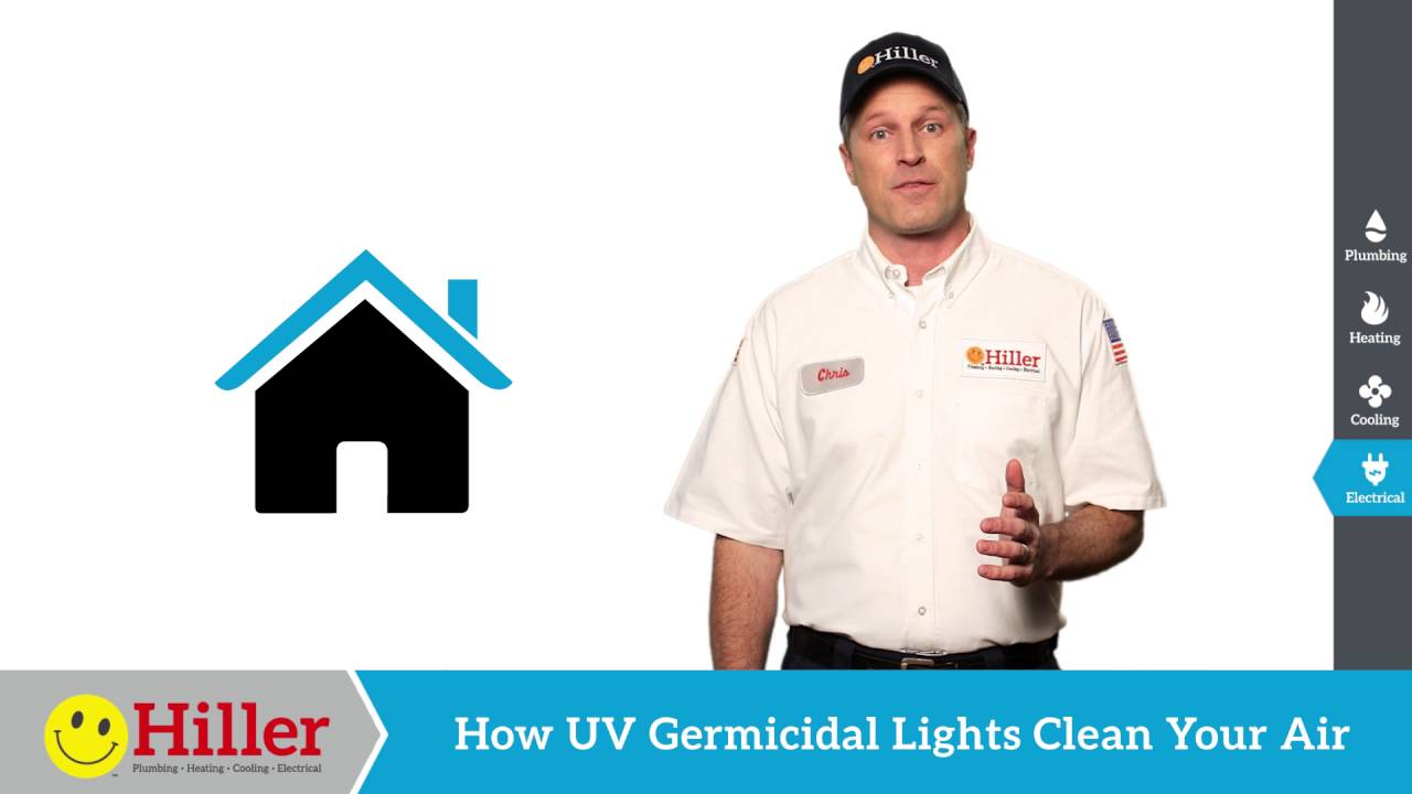 How UV Germicidal Lights Clean Your Air